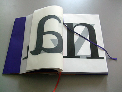 Gerard Unger wie mans liest